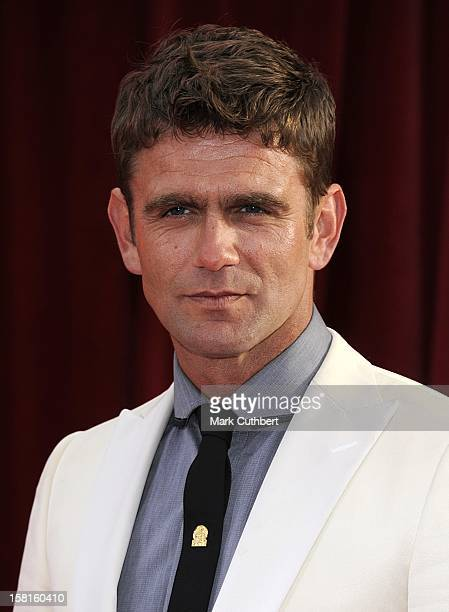 Scott Maslen Arriving For The 2011 British Soap Awards At Granada Studios Manchester