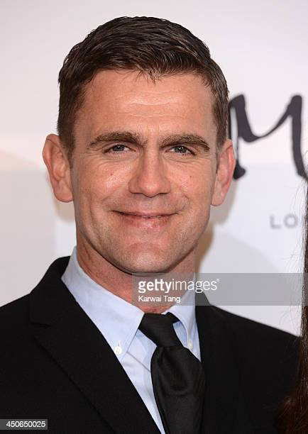 Scott Maslen attends the London Global Gift Gala at ME Hotel on November 19 2013 in London England
