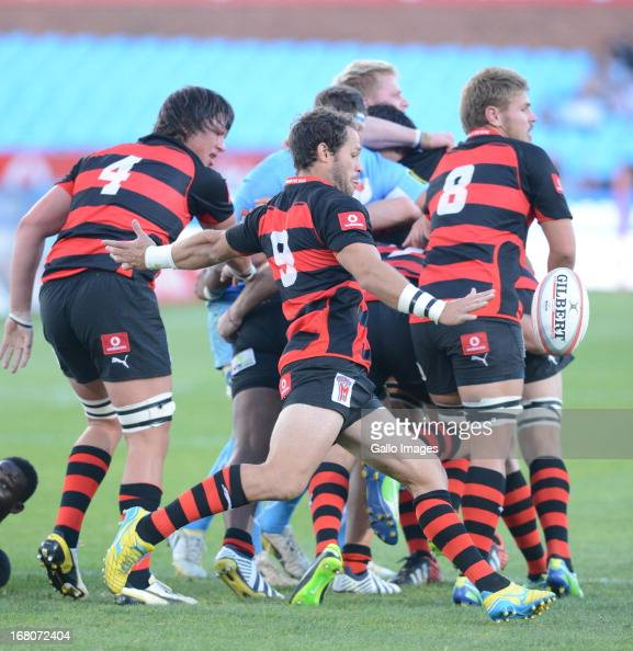 Scott Mathie of Eastern Province Kings during the Vodacom Cup Quarter Final match between Vodacom Blue Bulls and Eastern Province Kings at Loftus...