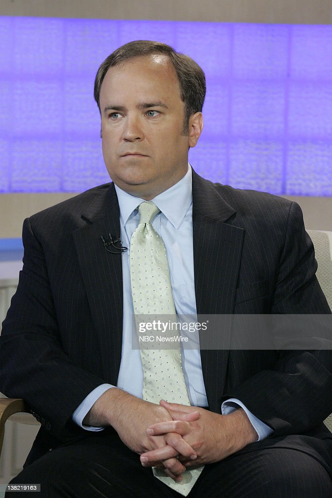 TODAY -- <a gi-track='captionPersonalityLinkClicked' href=/galleries/search?phrase=Scott+McClellan&family=editorial&specificpeople=644927 ng-click='$event.stopPropagation()'>Scott McClellan</a> -- Air Date -- Pictured: Former White House press secretary <a gi-track='captionPersonalityLinkClicked' href=/galleries/search?phrase=Scott+McClellan&family=editorial&specificpeople=644927 ng-click='$event.stopPropagation()'>Scott McClellan</a> speaks exclusively with NBC News' Meredith Vieira about his memoir, 'Inside the Bush White House and Washington's Culture of Deception'