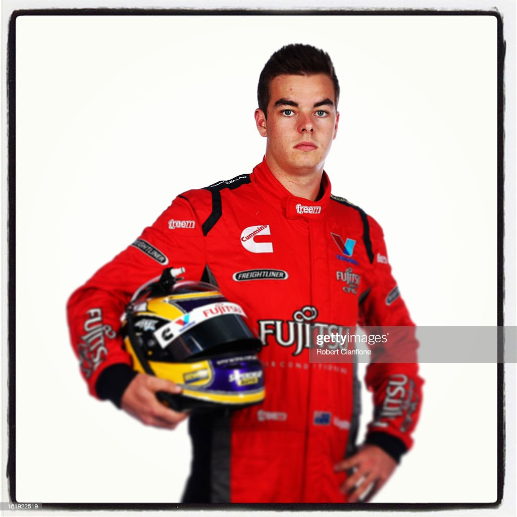 Scott McLaughlin of Garry Rogers Motorsport during a V8 Supercars driver portrait session at Eastern Creek on February 15, 2013 in Sydney, Australia.