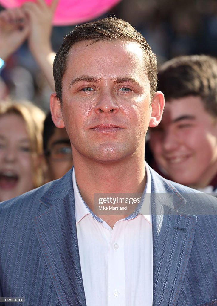 Scott Mills attends the Radio One Teen Awards at Wembley Arena on October 7, 2012 in London, England.