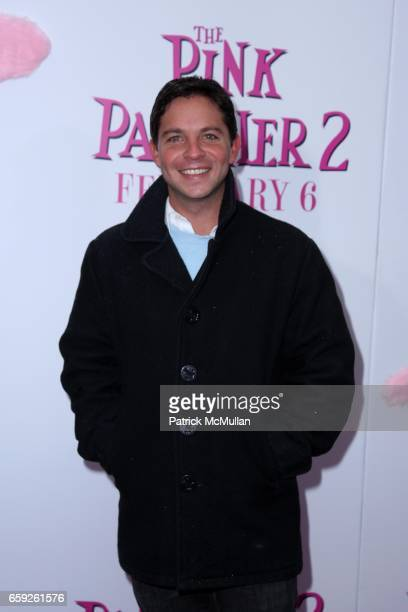 Scott Neustadter attends COLUMBIA PICTURES and MGM Present the World Premiere of THE PINK PANTHER 2 at Ziegfeld Theatre on February 3 2009 in New...