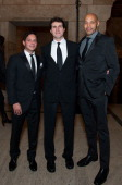 Scott Neustadter Billy Ray and John Ridley attend The USC Libraries 26th Annual Scripter Awards at USC on February 8 2014 in Los Angeles California