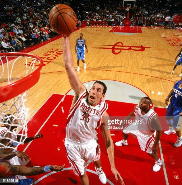 Houston Rockets Vs Denver Nuggets: Scott Padgett Stock Photos And Pictures