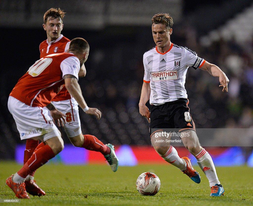Fulham v Rotherham United - Sky Bet Championship