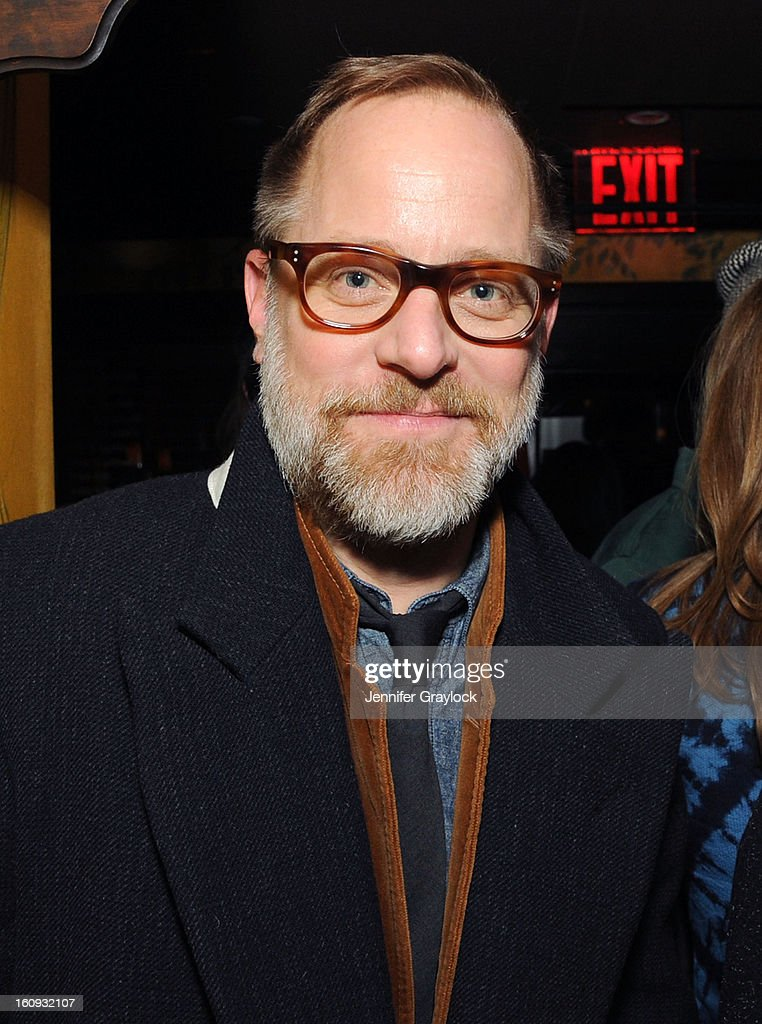 Scott Pask attends the Band Of Outsiders Fashion Week Mens Collection After Party held at the Monkey Bar on February 7, 2013 in New York City.