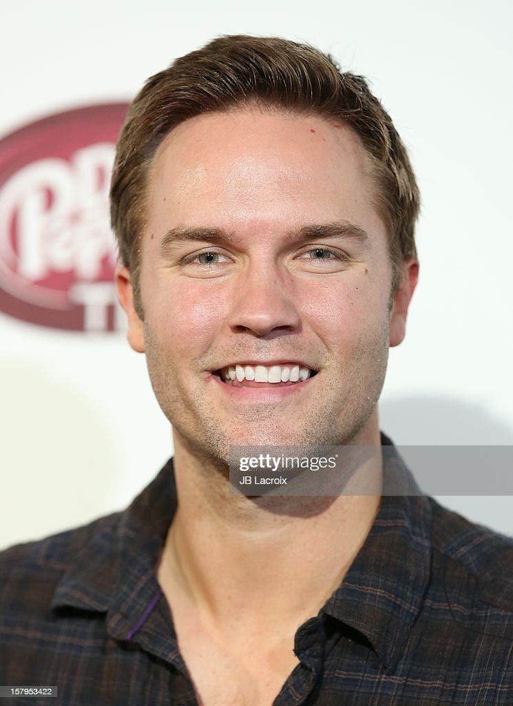 Scott Porter attends the Spike TV's 10th Annual Video Game Awards at Sony Studios on December 7, 2012 in Los Angeles, California.