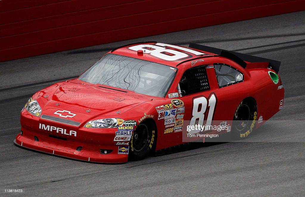 Scott Riggs drives the Whitney Motorsports Chevrolet during practice for the NASCAR Sprint Cup Series SHOWTIME Southern 500 at Darlington Raceway on...