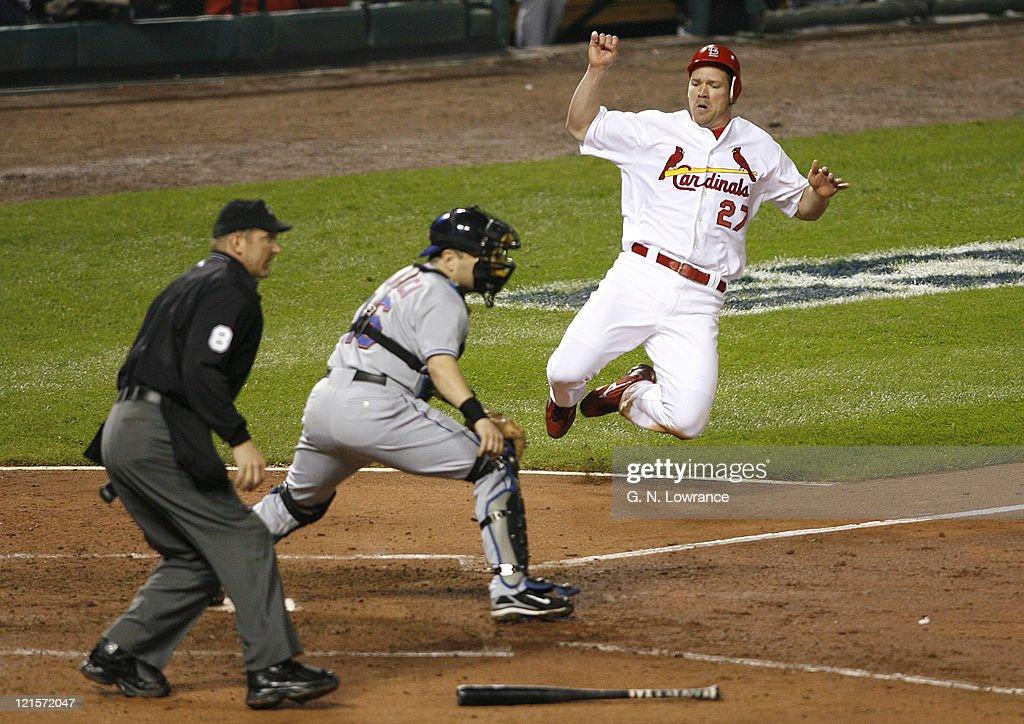 2006 NLCS - Game Five - New York Mets vs St. Louis Cardinals