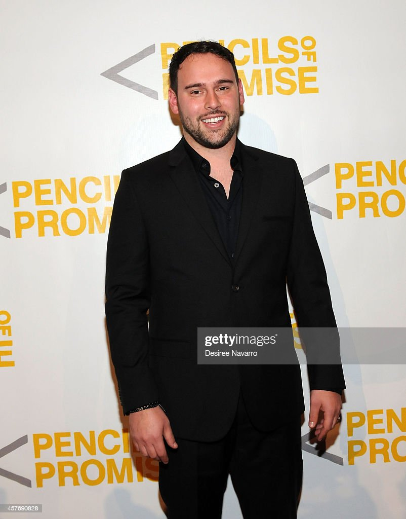 Scott 'Scooter' Braun attends the 4th Annual Pencils Of Promise Gala at Cipriani Wall Street on October 22 2014 in New York City