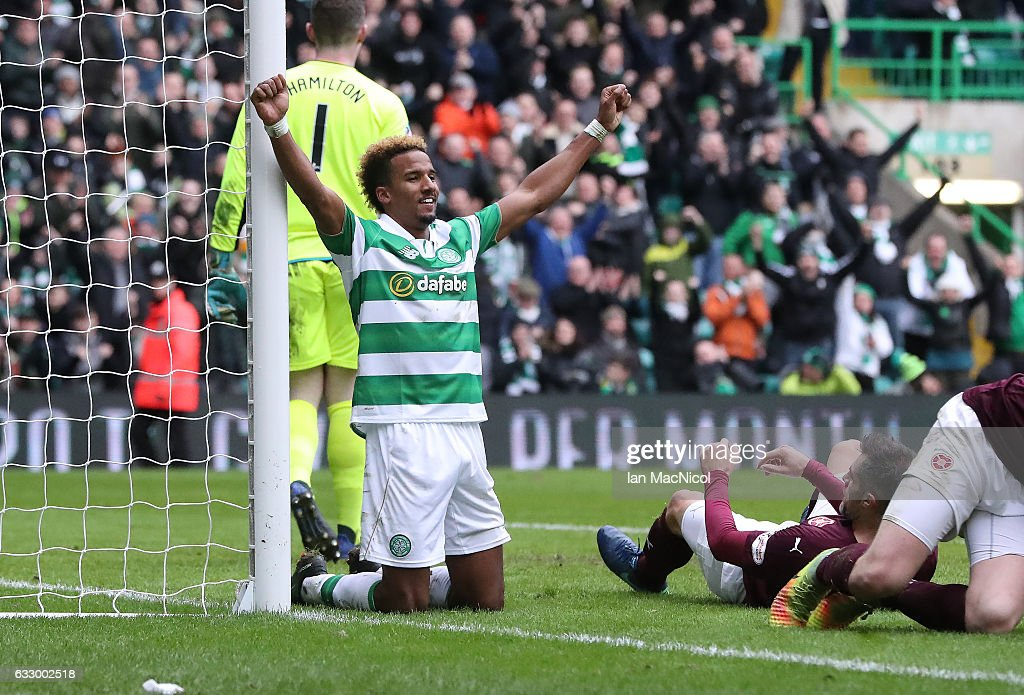 Celtic v Heart of Midlothian - Ladbrokes Scottish Premiership