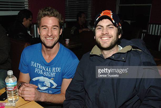 Scott Speedman and Wes Bentley