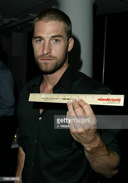 Scott Speedman during 2003 Toronto International Film Festival Club Monaco hosts 'Wonderland' Afterparty in Toronto Canada