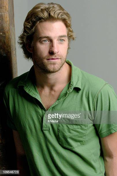 Scott Speedman during 3rd Annual Tribeca Film Festival 'The 24th Day' Portrait Session at Turning Leaf Portrait Studio in New York City New York...