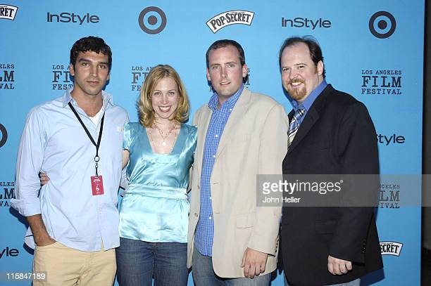 Scott Speiser Amy Cale Peterson Ben Wagner producer/director/ screenwriter/editor and Chris McCutchen