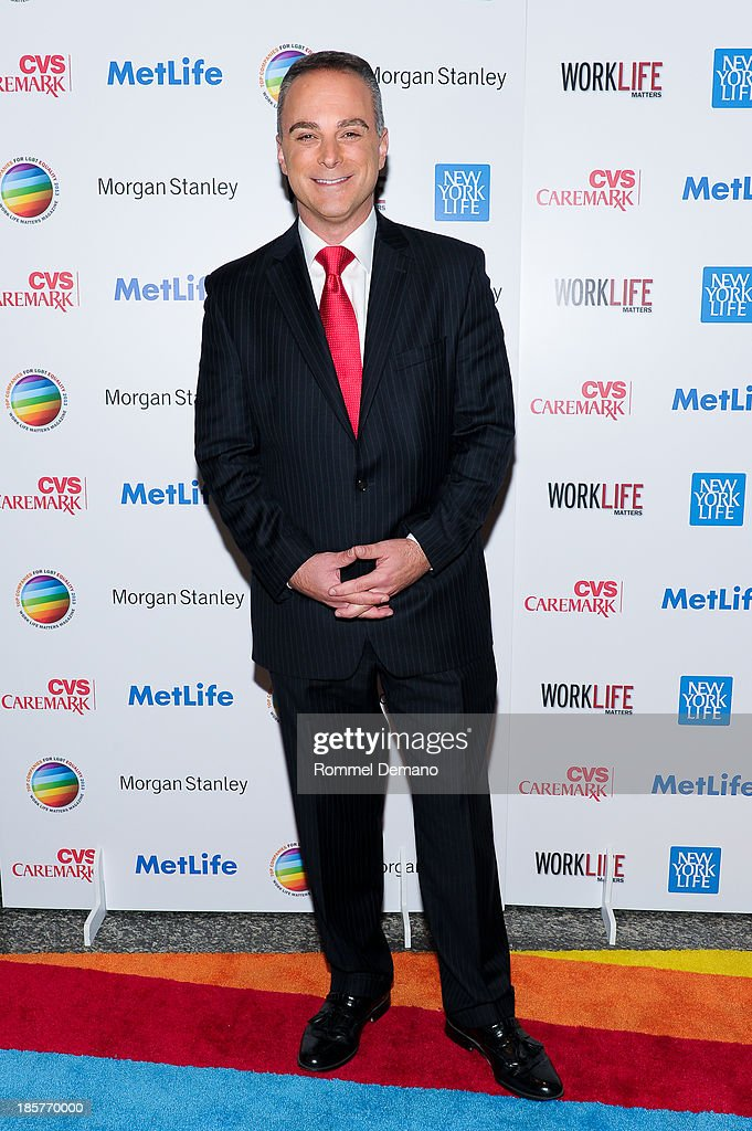 Scott Stanford attends the 11th Annual Work Life Matters gala at Club 101 on October 24, 2013 in New York City.