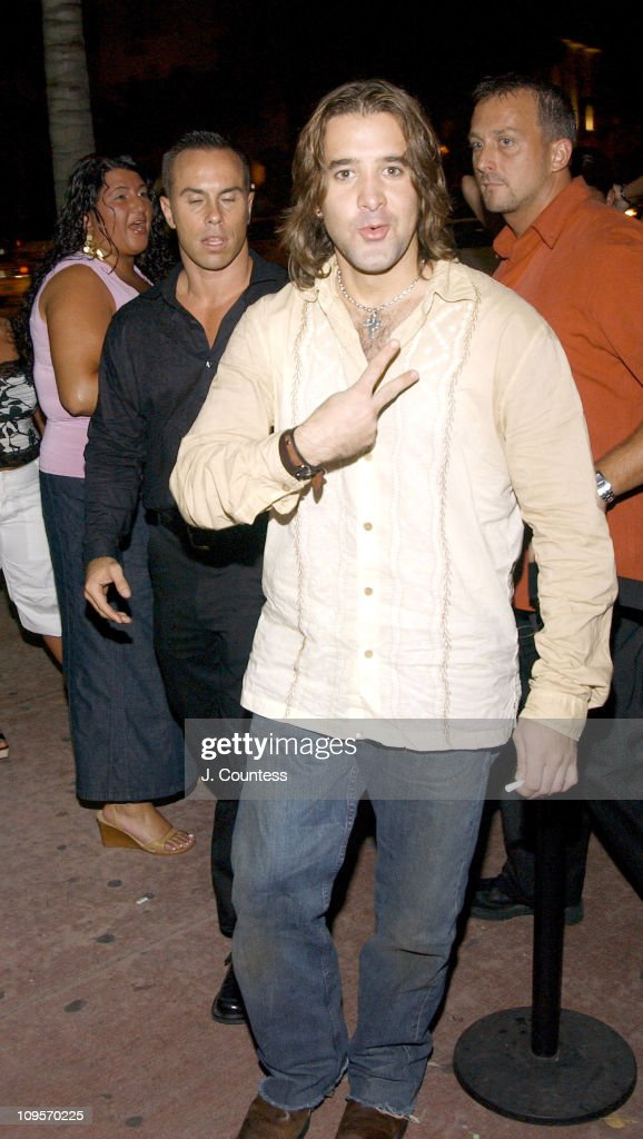 Post VMA Private Party Hosted By Scott Stapp, Lincoln Road Magazine and Liquid Ice Energy Drink