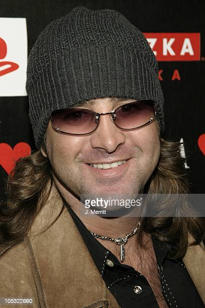Scott Stapp of Creed during Maxim Magazine Valentines Day Love Party Arrivals at Papaz in Hollywood California United States