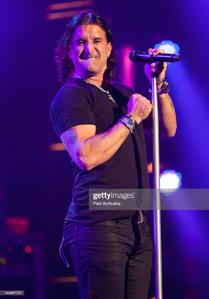 <a gi-track='captionPersonalityLinkClicked' href=/galleries/search?phrase=Scott+Stapp&family=editorial&specificpeople=218051 ng-click='$event.stopPropagation()'>Scott Stapp</a> of the Rock Band Creed performs in concert with Eve To Adam at The Wiltern on May 15, 2012 in Los Angeles, California.