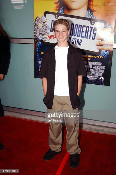 Scott Terra during World Premiere of Dickie Roberts Former Child Star at Cinerama Dome in Hollywood California United States