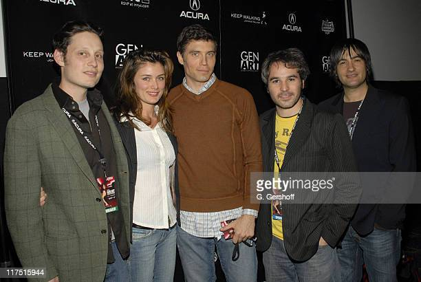 Scott Tuft Katherine CunninghamEves Anson Mount Jeff Abramson and Joshua Michael Stern