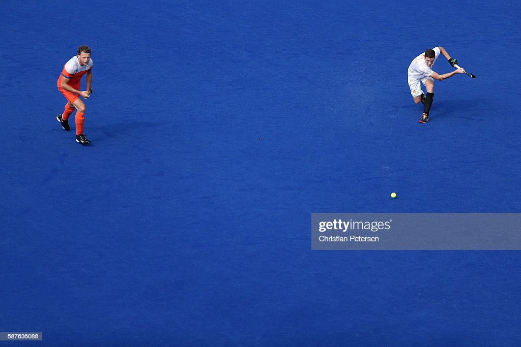 Hockey - Olympics: Day 4