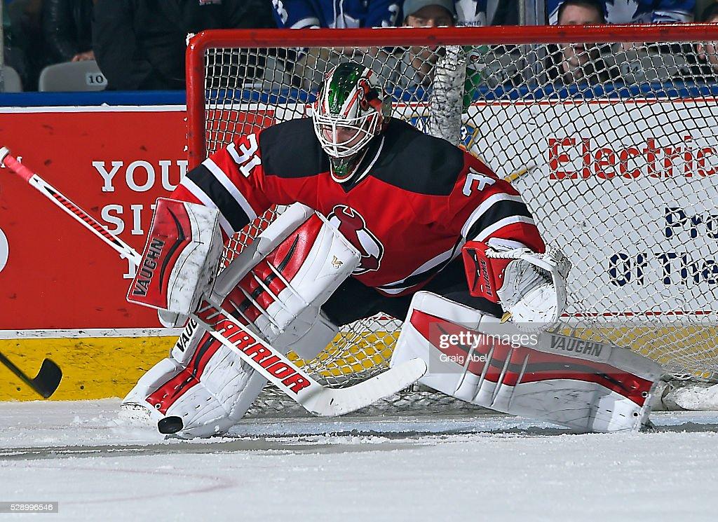 Albany Devils v Toronto Marlies - Game One