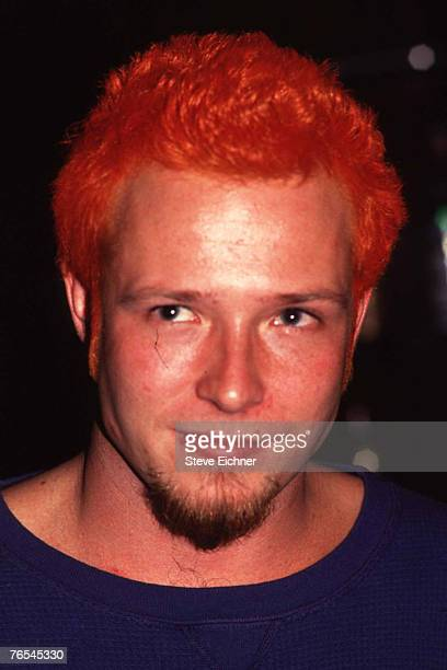 Scott Weiland of Stone Temple Pilots