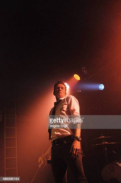 Scott Weiland performs at The Garage on September 3 2015 in London England