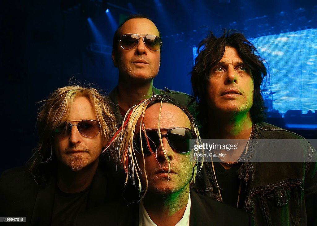 Stone Temple Pilots, Los Angeles Angeles Times, May 13, 2008