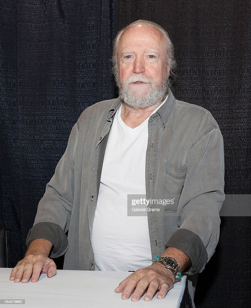 Scott Wilson attends Wizard World Chicago Comic Con 2014 at Donald E. Stephens Convention Center on August 23, 2014 in Chicago, Illinois.
