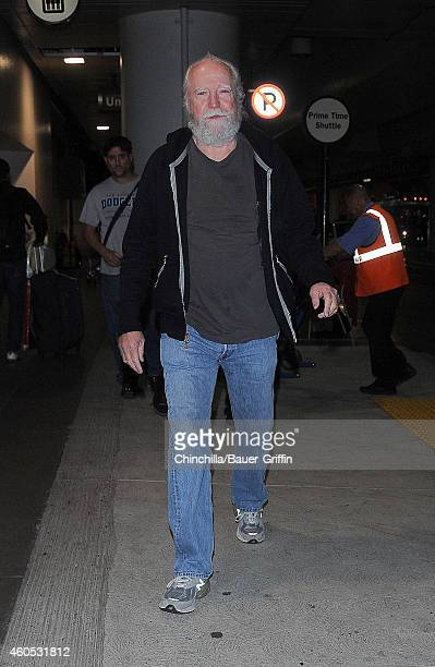 Scott Wilson is seen at LAX on December 15 2014 in Los Angeles California