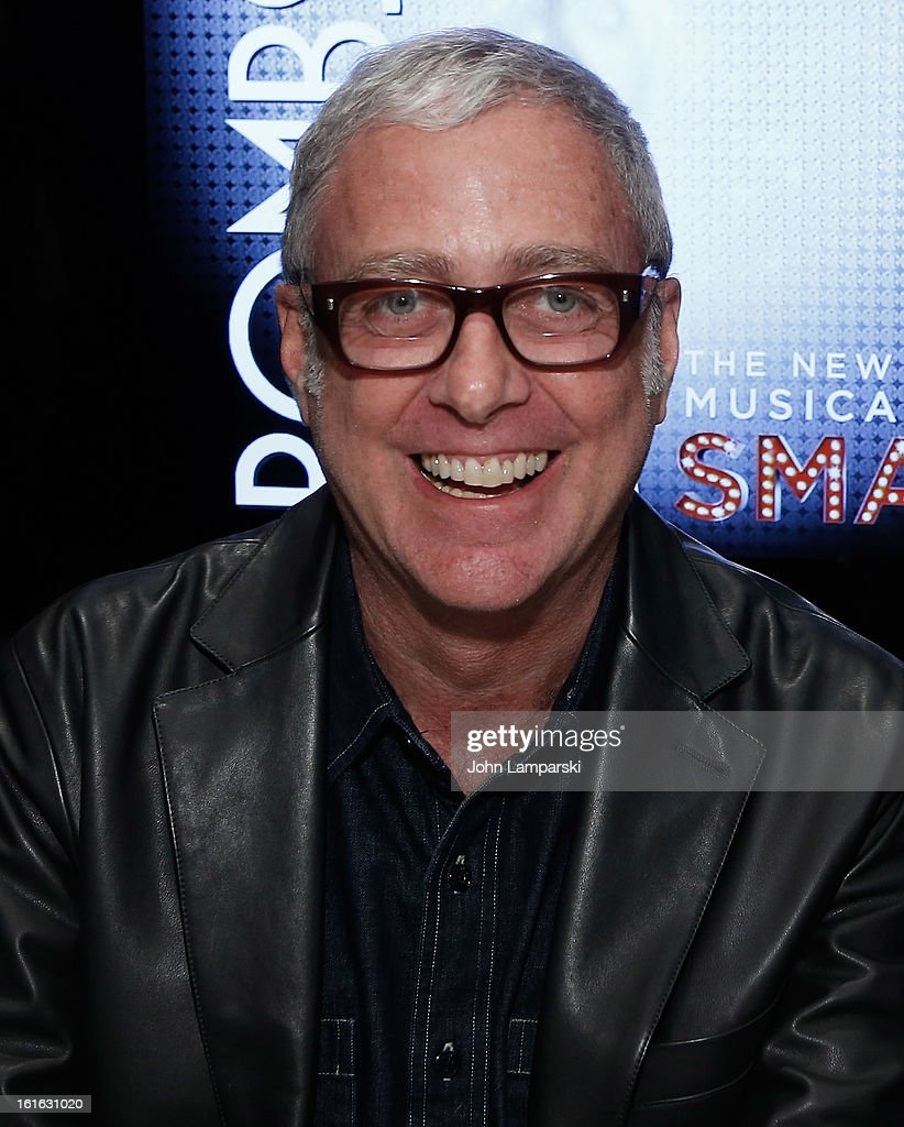 Scott Witman attends the 'Bombshell' The Complete 'Smash' Cast Recording Meet & Greet at NBC Experience Store on February 13, 2013 in New York City.