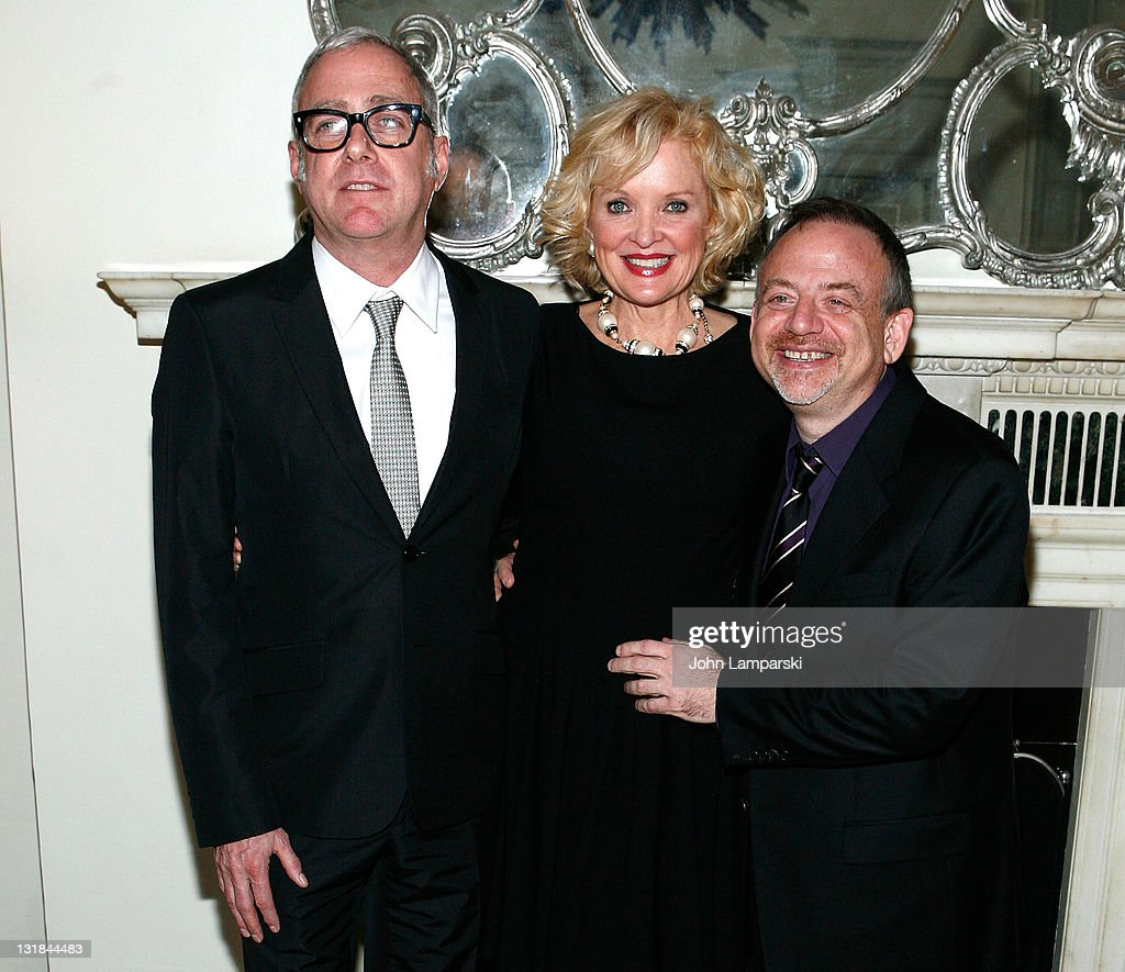 Christine Ebersole At The Cafe Carlyle Opening Night Performance