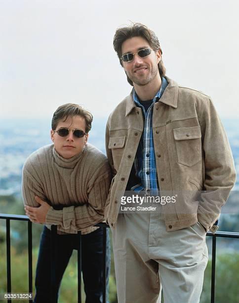 Scott Wolf and Matthew Fox