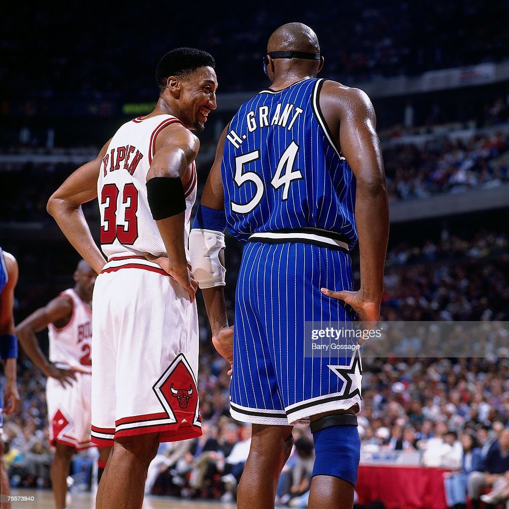 1995 Eastern Conference Semi Finals Game 4 Orlando Magic vs
