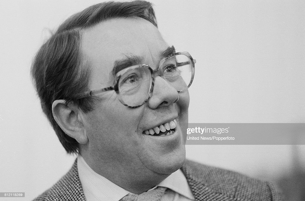 Scottish actor and comedian Ronnie Corbett posed in London on 6th December 1984