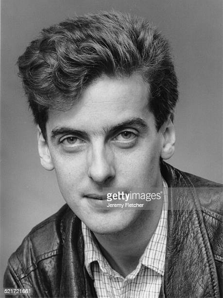 Scottish actor Peter Capaldi London 1984