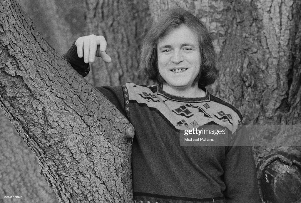 Scottish bassist and singer Jack Bruce (1943 - 2014), 24th October 1974.