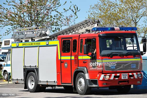 Scottish fire engine