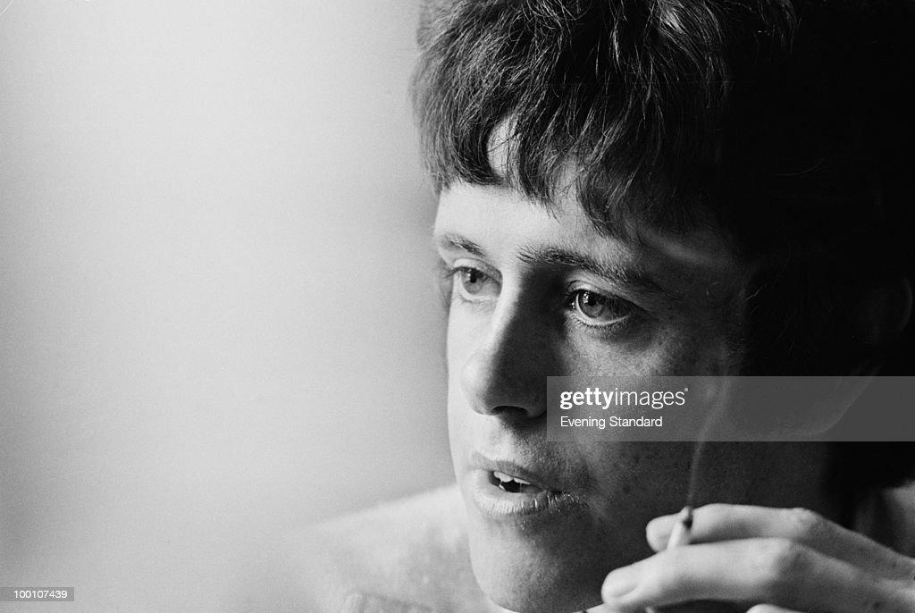 Scottish folk and pop singer-songwriter Donovan, 27th June 1968.