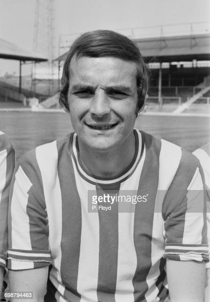 Scottish fooballer Bobby Ross of Brentford FC UK 1st September 1971