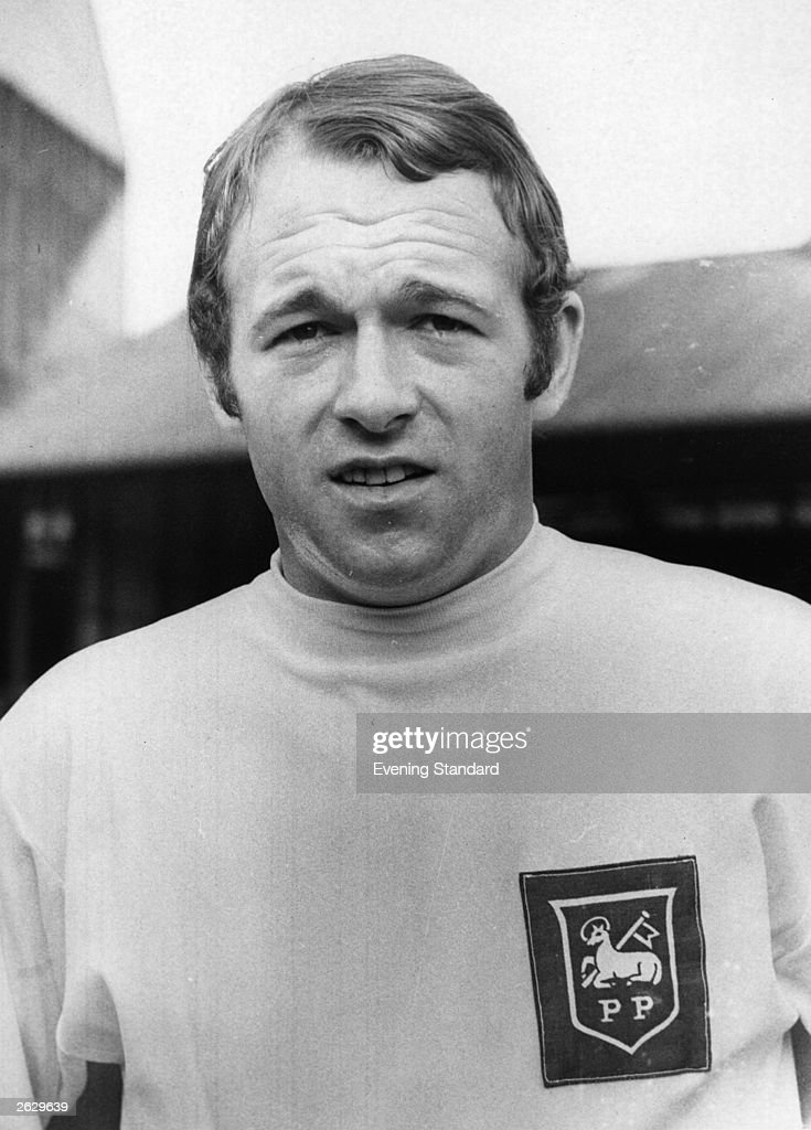 Scottish footballer Archie Gemmill of Preston North EndGemmill began his career at St Mirren in 1964 and played at various English clubs including...