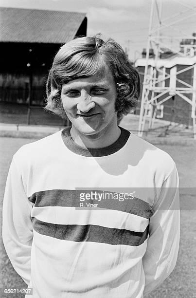 Scottish footballer John Buchanan of Northampton Town FC UK 18th August 1971
