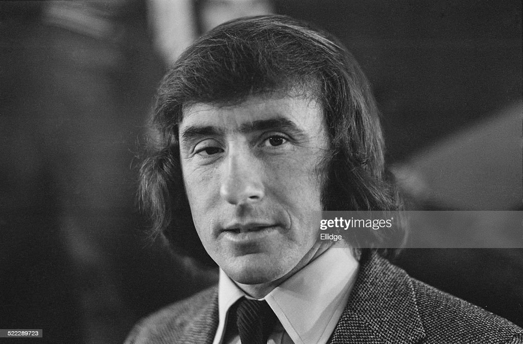 Scottish Formula One racing driver <a gi-track='captionPersonalityLinkClicked' href=/galleries/search?phrase=Jackie+Stewart+-+Race+Car+Driver&family=editorial&specificpeople=167276 ng-click='$event.stopPropagation()'>Jackie Stewart</a>, Paris, 13th February 1972.