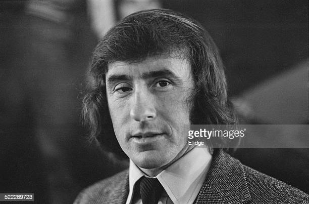 Scottish Formula One racing driver Jackie Stewart Paris 13th February 1972