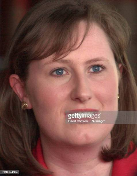 Scottish Health minister Susan Deacon at the Peebles Hydro hotel in the Scottish Borders The Health minister is due to address the chairmen and chief...