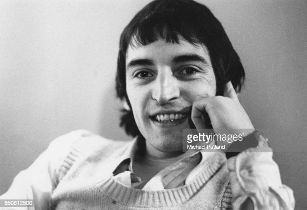 Scottish musician Mike Heron of psychedelic folk band The Incredible String Band 13th July 1974