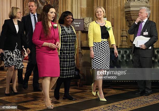 Scottish National Party member of parliament Tasmina AhmedSheikh British Labour Party member of parliament Diane Abbott and Scottish National Party...